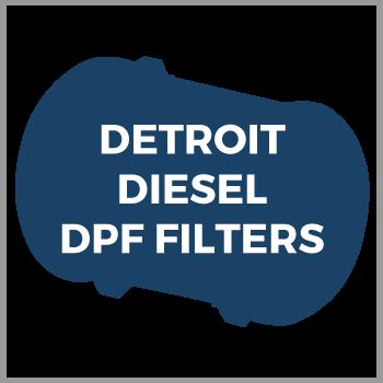 Detroit Diesel Diesel Particulate Filters